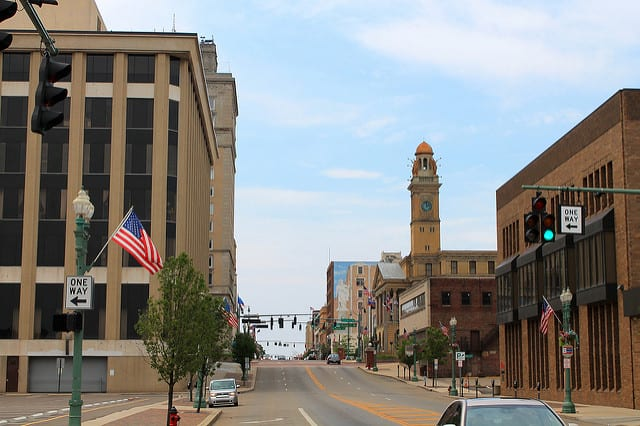 Downtown Canton, OH